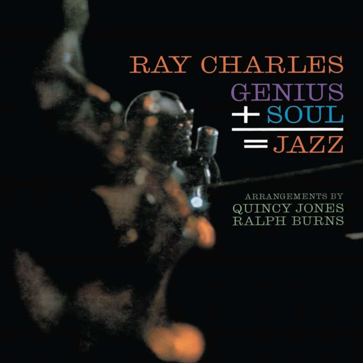 Vinyl CHARLES RAY - GENIUS SOUL = JAZZ