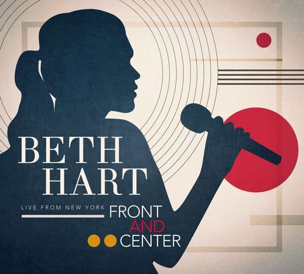 CD HART, BETH - FRONT AND CENTER:LIVE FROM NEW YORK