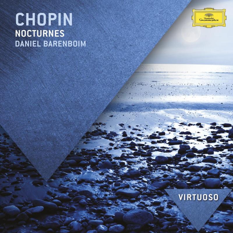 CD BARENBOIM DANIEL - Chopin: Nokturna (výběr)