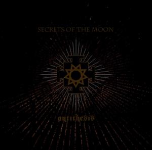 Vinyl SECRETS OF THE MOON - ANTITHESIS