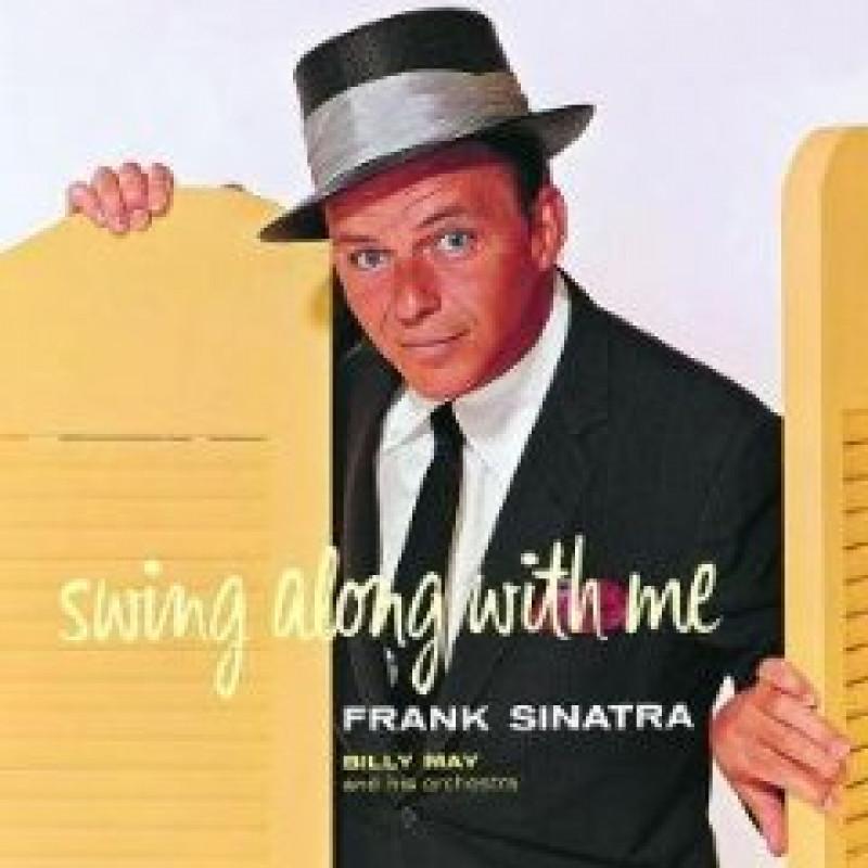 Frank Sinatra - CD Frank Sinatra Swing Along With Me
