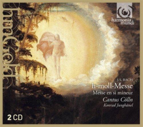 CD BACH, J.S. - HOHE MESSE BWV