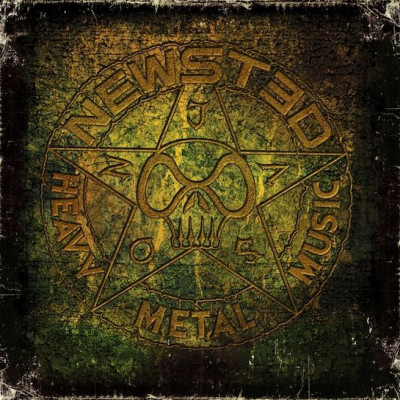 CD Newsted - Heavy Metal Music
