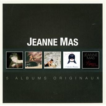 CD MAS, JEANNE - ORIGINAL ALBUM SERIES