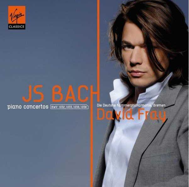 CD FRAY, DAVID - PIANO CONCERTOS