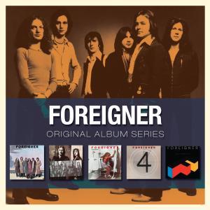 Foreigner - CD ORIGINAL ALBUM SERIES