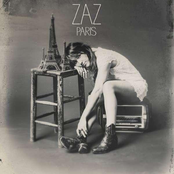 ZAZ - CD PARIS