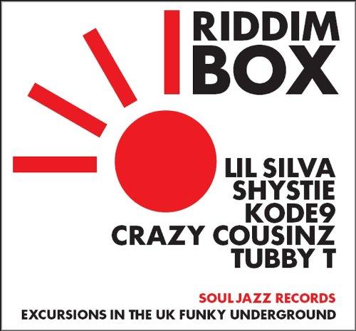 CD V/A - RIDDIM BOX
