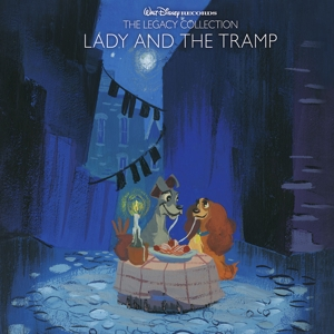 Soundtrack - CD LADY AND THE TRAMP