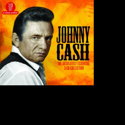 CD CASH, JOHNNY - ABSOLUTELY ESSENTIAL 3 CD COLLECTION