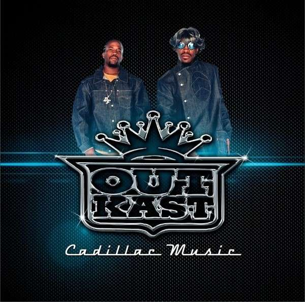 Outkast - CD Cadillac Music