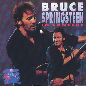 Bruce Springsteen - CD MTV PLUGGED IN CONCERT
