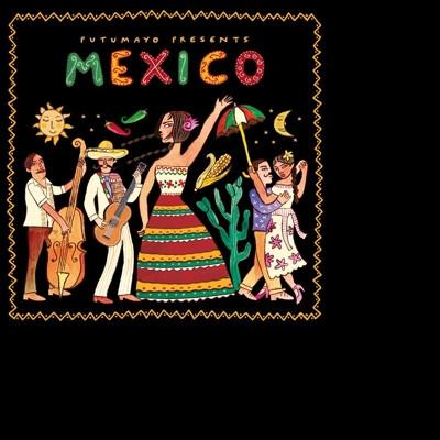 CD V/A - MEXICO