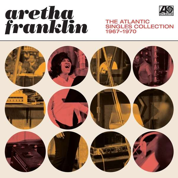 Aretha Franklin - CD The Atlantic Singles Collection 1967-1970