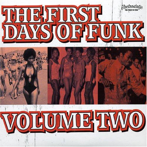 CD V/A - FIRST DAYS OF FUNK V.2 -4