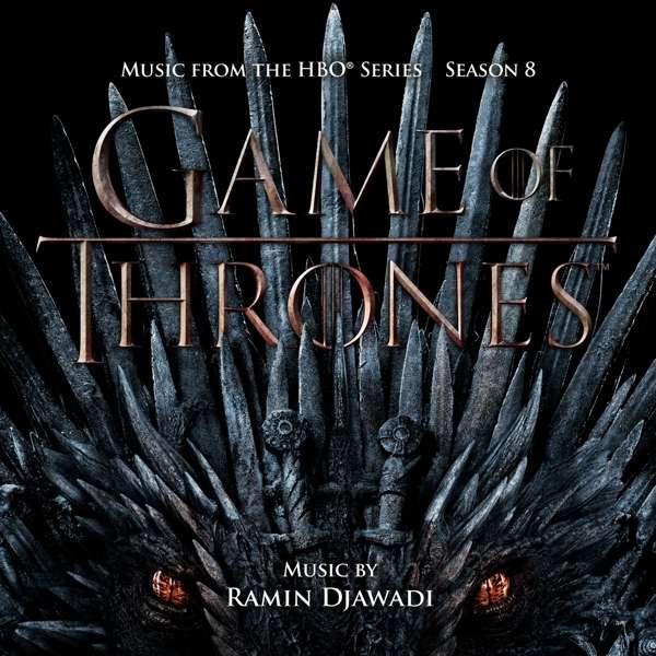 CD OST / DJAWADI, RAMIN - GAME OF THRONES - SEASON 8 (MUSIC FROM THE HBO SERIES)