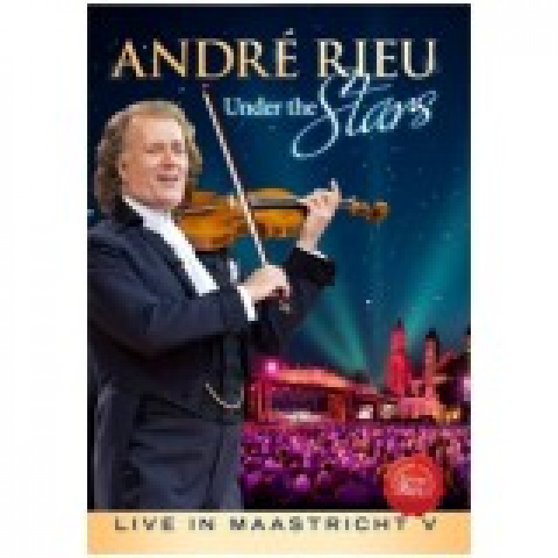 DVD RIEU ANDRE - UNDER THE STARS-LIVE IN MAASTRICH V