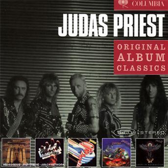 Judas Priest - CD Original Album Classics