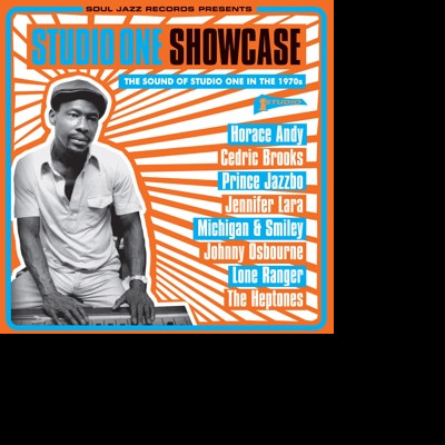 CD V/A - STUDIO ONE SHOWCASE - THE SOUND OF STUDIO ONE IN THE 1970S