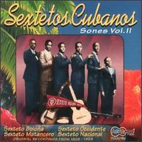 CD V/A - SEXTETOS CUBANOS: SONES VOL.2