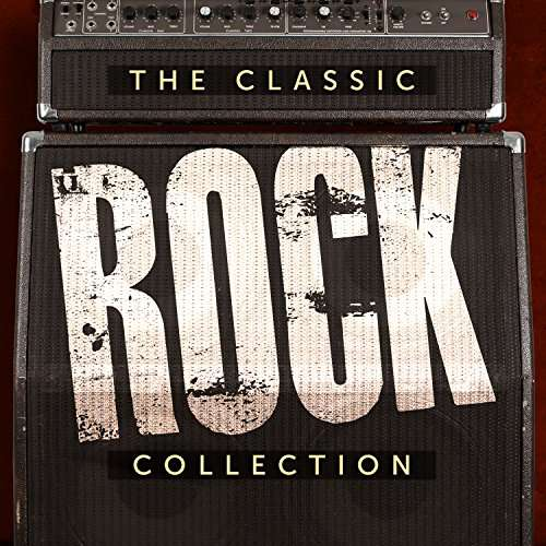 CD V/A - The Classic Rock Collection