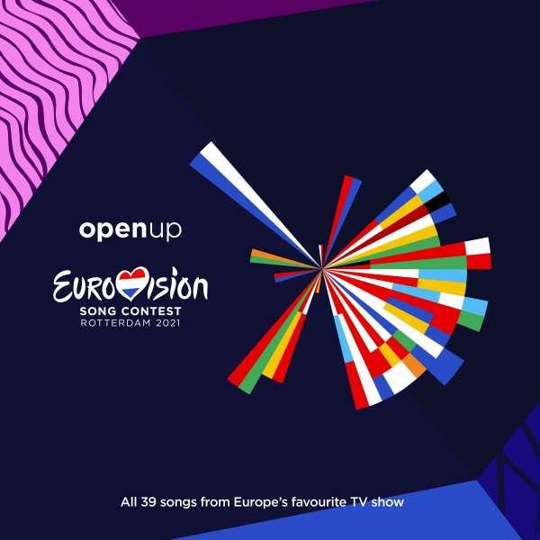 Výberovka - CD Eurovision Song Contest Rotterdam 2021