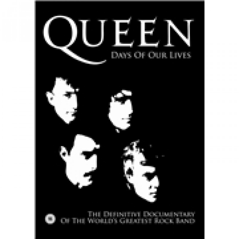 Queen - DVD DAYS OF OUR LIVES