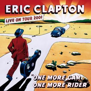CD CLAPTON, ERIC - ONE MORE CAR,ONE MORE RIDER