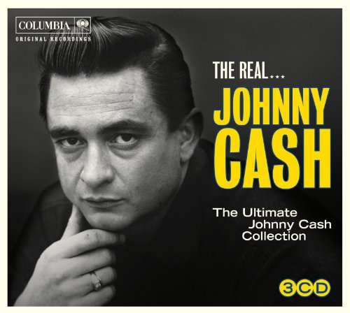 CD CASH, JOHNNY - The Real Johnny Cash
