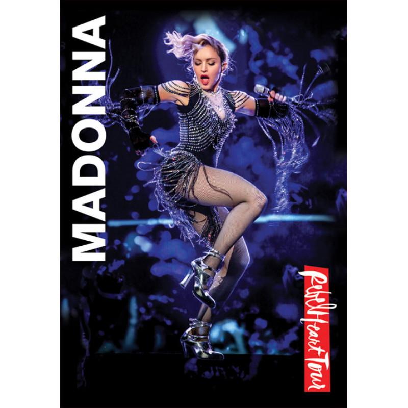 Madonna - Blu-ray REBEL HEART TOUR/CD