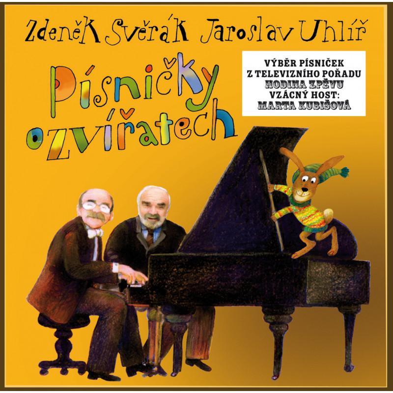 CD SVERAK & UHLIR - PISNICKY O ZVIRATECH