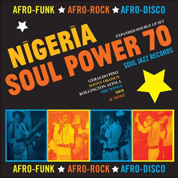 CD V/A - NIGERIA SOUL POWER 70