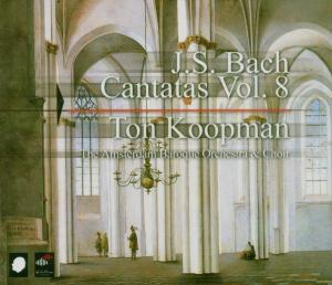 CD BACH, J.S. - COMPLETE BACH CANTATAS VO