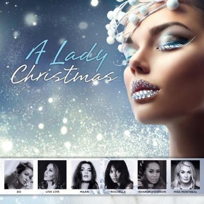 CD V/A - LADY CHRISTMAS