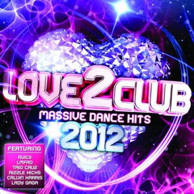 CD V/A - LOVE 2 CLUB 2012