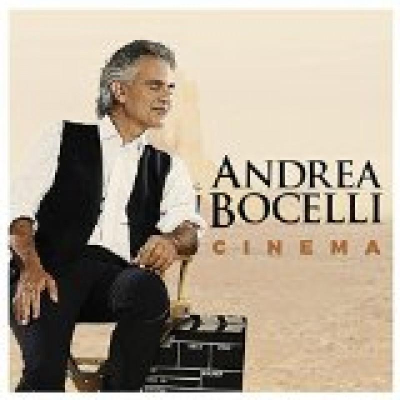 ANDREA BOCELLI - CD CINEMA