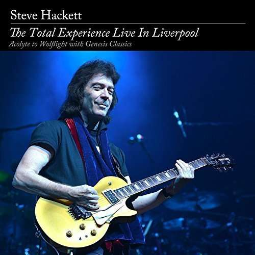 CD HACKETT, STEVE - The Total Experience Live In L