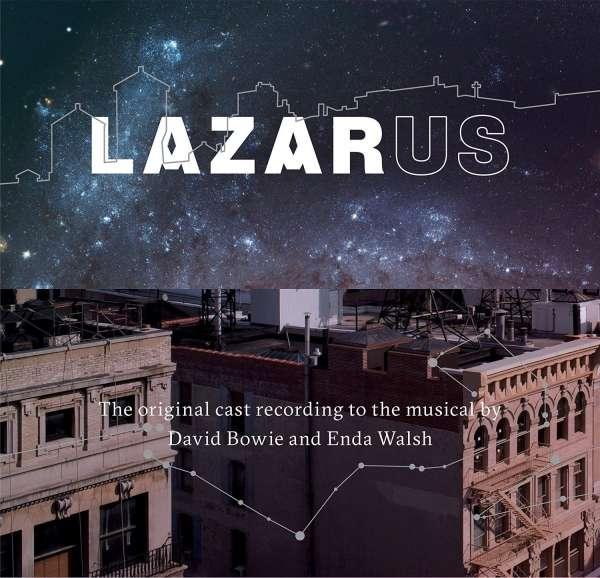 David Bowie - CD LAZARUS (MUSICAL)