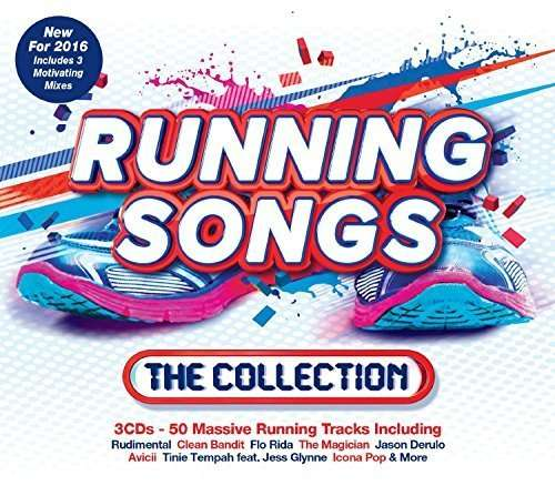 Various - CD RUNNING SONGS - THE COLLECTION