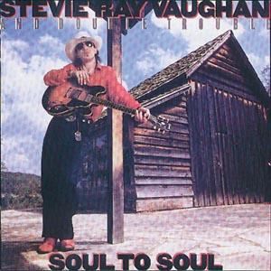 CD VAUGHAN, STEVIE RAY - Soul To Soul