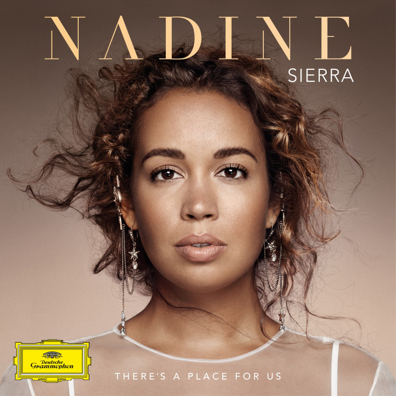 SIERRA NADINE - CD THERE'S A PLACE FOR US