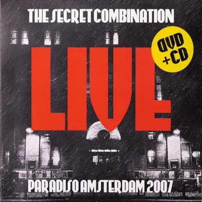 CD SECRET COMBINATION - LIVE AT PARADISO