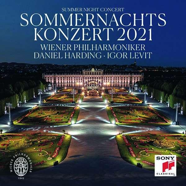 CD WIENER PHILHARMONIKER/DANIEL HARDING - Sommernachtskonzert 2021 / Sum