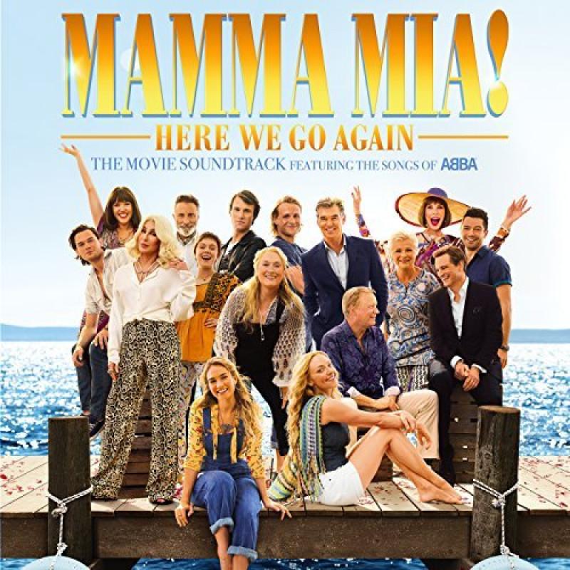 Soundtrack - Vinyl MAMMA MIA| HERE WE GO...