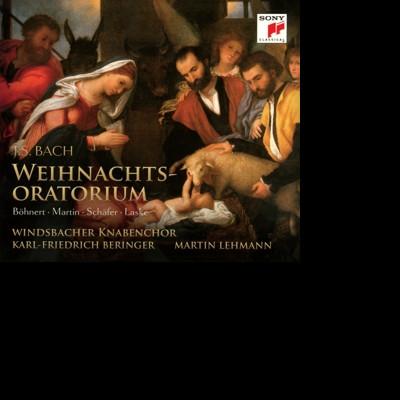 CD BACH, J.S. - Bach: Weihnachtsoratorium, BWV