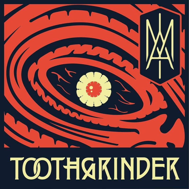 CD TOOTHGRINDER - I AM