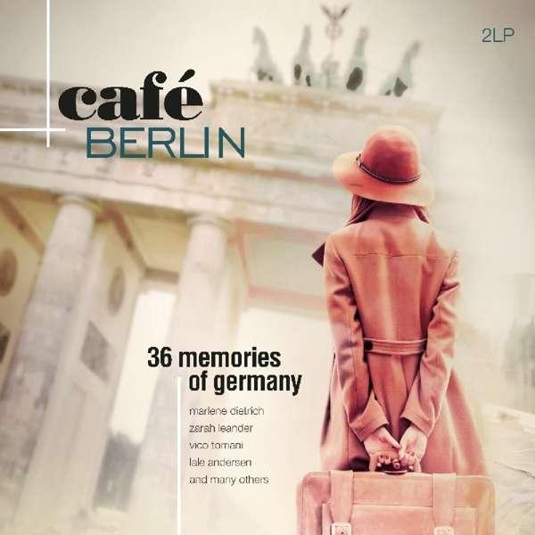 Vinyl V/A - CAFE BERLIN