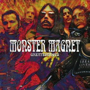 CD MONSTER MAGNET - GREATEST HITS