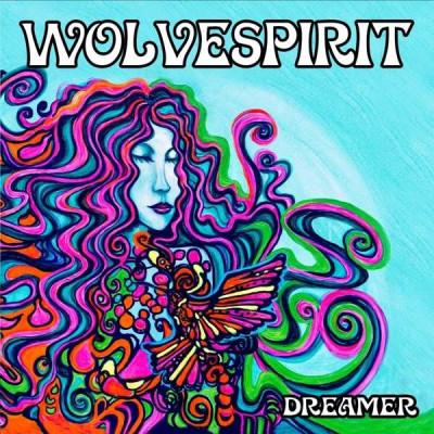 """CD WOLVESPIRIT - DREAMER -10""""-"""