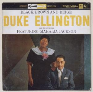 CD ELLINGTON, DUKE - Black, Brown, & Beige